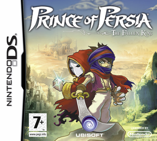 Скачать Prince of Persia The Falleng King